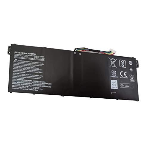Yuanke 48Wh 3220mAh 4ICP5/57/80 Ersatz Laptop Akku Batterie für Acer Aspire R13 Aspire R3-131T Aspire R5-471T Aspire R5-571T Aspire R7-371T Aspire R7-372T Aspire S13 R5-371T Aspire V13, Swift 3 SF315