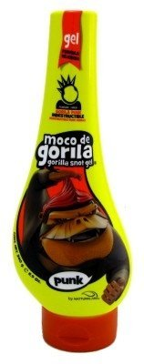 Moco De Gorila Gel Extreme Hold 340g (Yellow) (Pack of 6) by Squizz