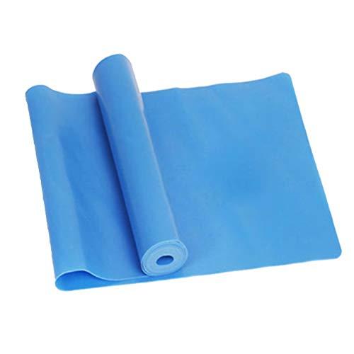 LIOOBO - Handball-Trainingsanzüge für Mädchen in Blau, Größe 150 x 15 x 0,35 cm