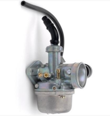 New Replacement 19mm Carburetor With Hand Operated Choke Lever Compatible With SSR SDG Pit Bikes 50cc 70cc 125cc