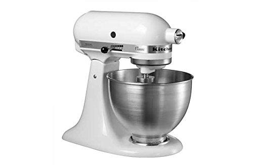 Kitchenaid 5K45SSBWH Classic Stand Mixer - White.