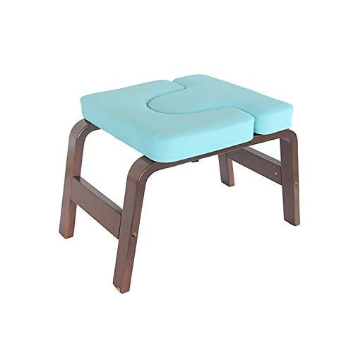 CCDZ Yoga Handstand Silla Inversión Equipo de inversión Silla Auxiliar de Yoga Home Fitness Equipment PU Pad Father Inversión Silla 1.19