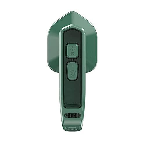 KLML Micro Plancha de Vapor Profesional, Plancha de Vapor doméstica de Mano, Mini planchadora portátil Plegable, Adecuado para el hogar y los Viajes