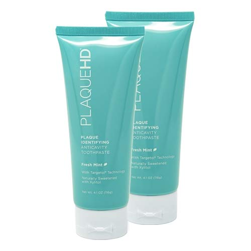 Plaque HD Toothpaste (2 Pack Fresh Mint)