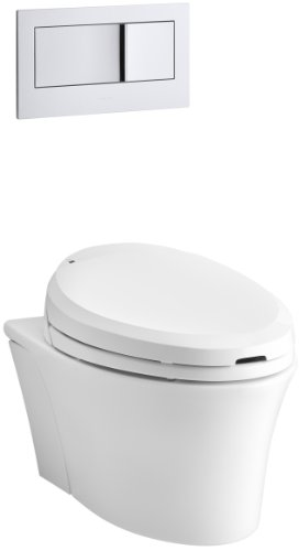 C3 Toilet Seat With Bidet Functionality