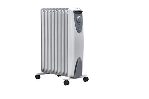 EWT Eco-Radiator/thermostaat/kabelopwikkeling/controlelampje NOC eco 20 TLS