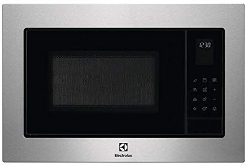 Forno a microonde con grill, 25 Litri, 900 W, Installazione incasso