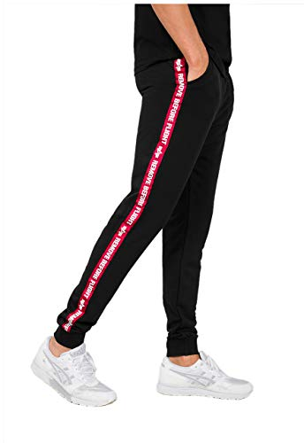 Alpha Industries RBF Tape Jogginghose Schwarz XXL
