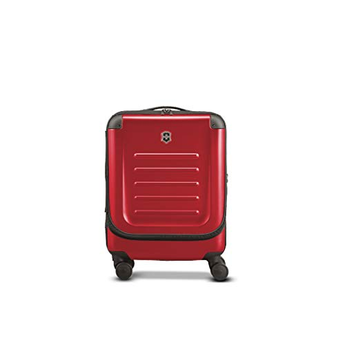Victorinox Spectra 2.0 Dual-Access Hardside Spinner Suitcase, Red, Carry-On, Global (21.7')