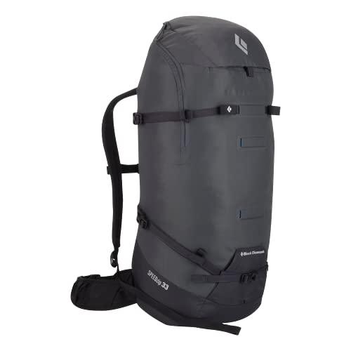 Black Diamond Speed Zip 33, Backpack Unisex – Adulto, Graphite, S_M
