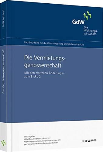 Die Vermietungsgenossenschaft (Haufe Fachbuch)