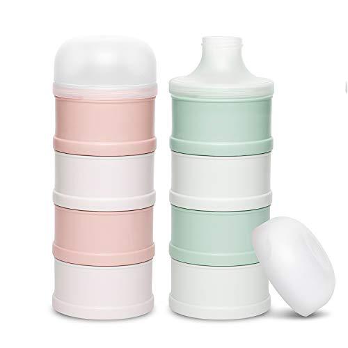 Suavinex - Dosificador de Leche en Polvo y Cereales. Apto para lavavajillas. Color surtido