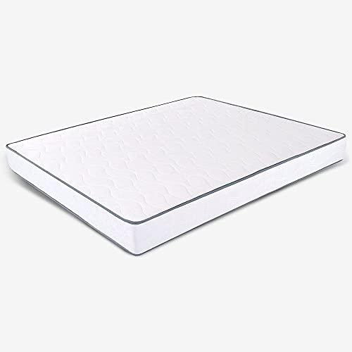 Materasso Matrimoniale 160x190 cm per brandina Alto 10 Cm - Waterfoam, Dispositivo Medico, Ortopedico - Primavera