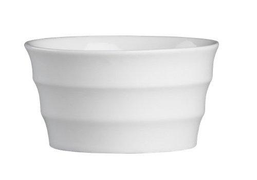 BIA Cordon Bleu – Lot de 4 – Blanc Ramequin Porcelaine Stockholm – 85 gram