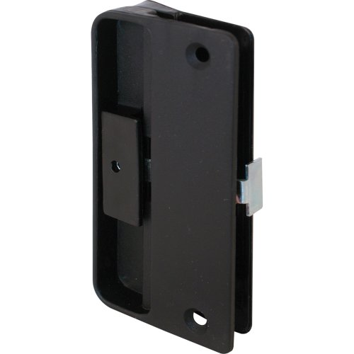 Prime-Line Products A 151 Screen Door Latch and Pull, Black