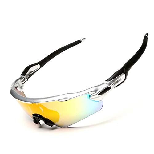 RVTYR Radar EV Gafas de Sol polarizadas, Gafas Ciclismo Deportivo con 5...