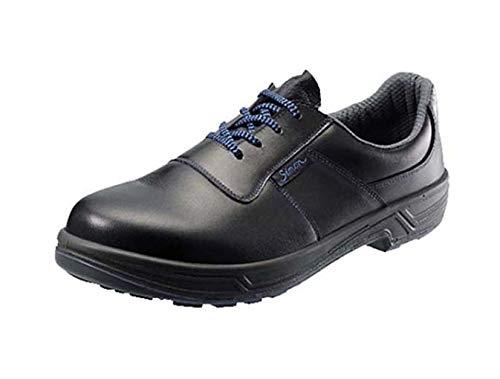アズワン 安全靴 シモン 8511N 黒 30cm/61-7963-93