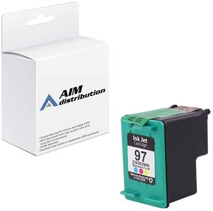 AIM Compatible Replacement for HP NO. 97 Tri-Color Inkjet (450 Page Yield) (C9363W) - Generic