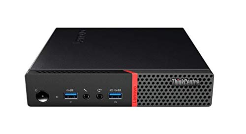 Oemgenuine Lenovo ThinkCentre M910 Tiny M910q Intel Quad Core i5-6500T, 16GB RAM, 500GB SSD, W10P, WiFi Intel 8265