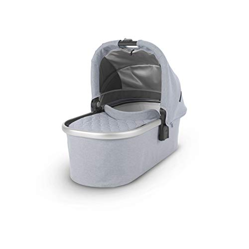 UPPAbaby Bassinet - William (Chambray Oxford/Silver) (0918-BAS-US-WIL)