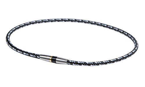 Phiten Rakuwa X50 HIGH-END III Halskette, Necklace (Black)