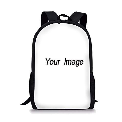Custom Backpacks for Men &Women Personlized Children School Book Bag Perfect Gifts