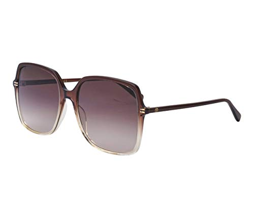 Gafas de Sol Gucci GG0544S BROWN/VIOLET SHADED 57/18/140 mujer