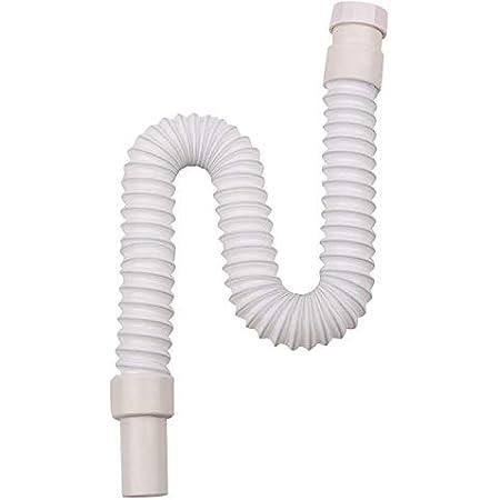 Conector de manguera de desagüe universal,sifón flexible,desagüe,para fregadero y lavabo