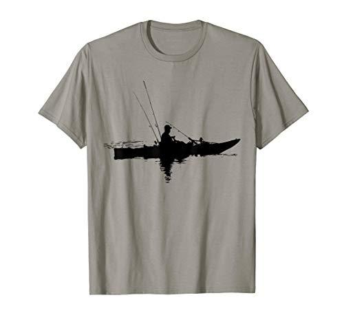 Kayak Fishing | Kayaking T-Shirt