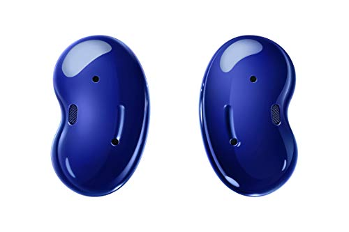 Oferta de SAMSUNG Galaxy Buds Live - Auriculares Bluetooth inalámbricos I 3 micrófonos I Tecnología AKG I Color Azul [Versión española]
