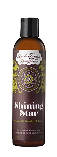 Shining Star Skin, Hair & Scalp Elixir, 6 oz