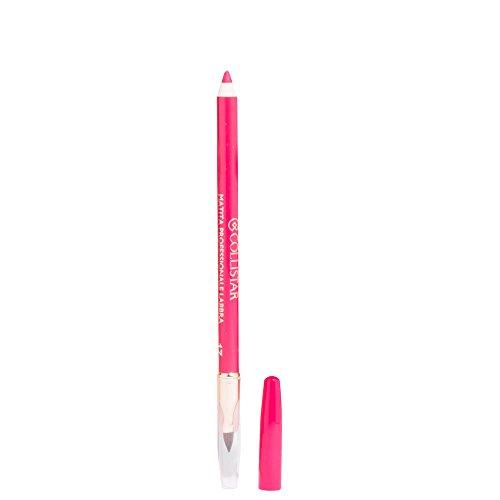 Collistar Crayon à lèvres professionnel (couleur 17, fuchsia) – 1,2 ml.