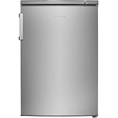 Hisense FV105D4BC21 91 Litre Freestanding Under Counter Freezer A++ Energy Rating 56cm Wide - Stainless Steel