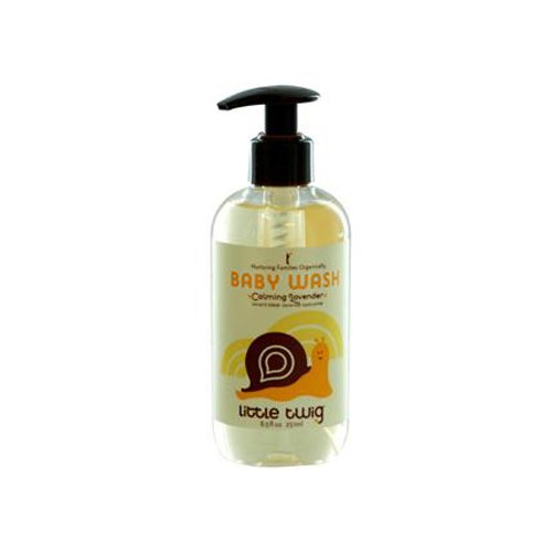 Little Twig Unscented Extra Mild Baby Wash Lavender - 8.5 Oz