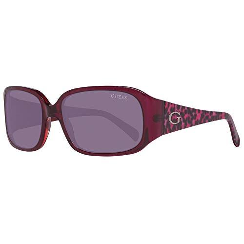Guess Sonnenbrille Gu 7378 F63-56-17-0 Gafas de sol, Rojo (Rot), 56.0 para Mujer
