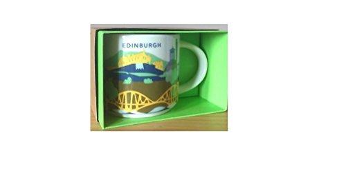 Starbucks Edinburgh (You are here collection) Mug