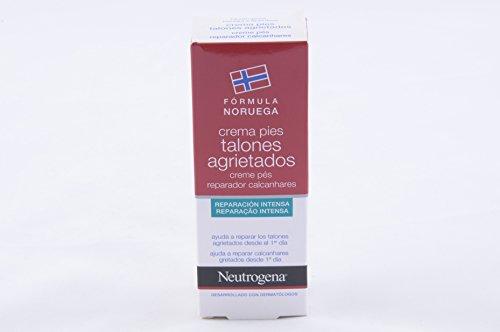 Neutrogena Crema De Pies Talones Agrietados - 100 ml.