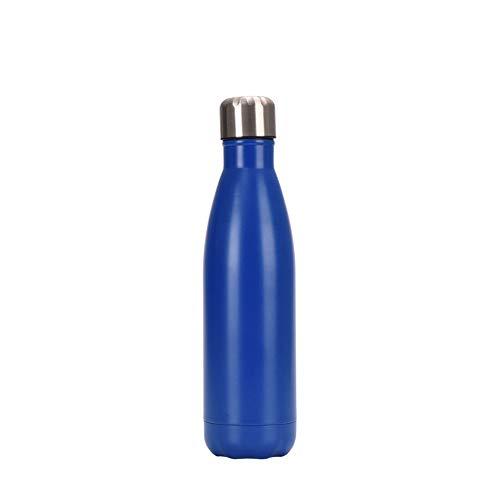 Chilly's Bottles, botella de agua de acero inoxidable de doble capa a prueba de fugas, botella de coca de coca reutilizable, botella deportiva de enfriamiento, para mujeres y hombres, 10.500 ml