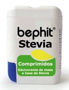 STEVIA EDULCORANTE BEPHIT - 200 comprimidos 60 mg
