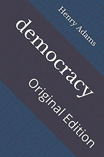 democracy: Original Edition