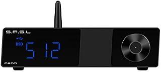 SMSL M200 Balanced DAC AK4497EQ LDAC Bluetooth 5.0 32Bit/768KHz DSD512 USB/Opt/Coax HiFi Decoder with Remote Control