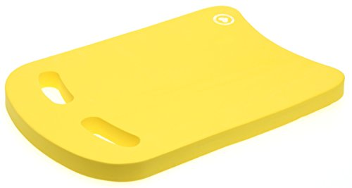 VIAHART Yellow Adult Swimming Kickboard