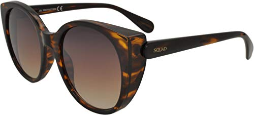 SQUAD Gafas de sol para mujeres, Estilo Vintage Fashion...