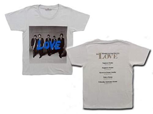 """嵐 Love グッズ Tシャツ ARASHI LIVE Tour 2013""""LOVE"""""""
