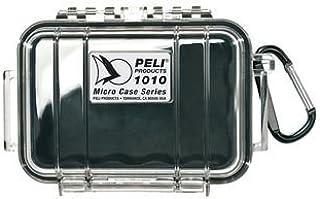 PELI 0945 Estuche resistente para tarjetas de memoria CF IP67 estanco e impermeable al polvo 1L de capacidad color negro