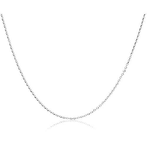 Collar para hombre joyas GioiaPura oro 750 talla 50 elegante cód. GP-SMRK030BB50