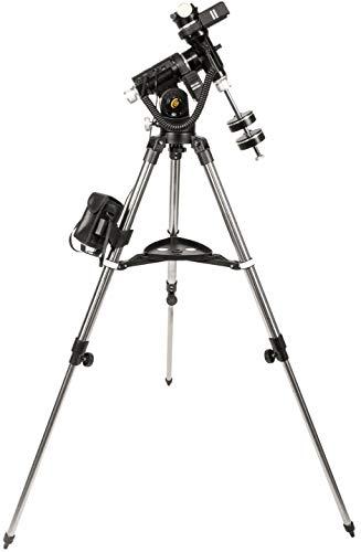 Explore Scientific iEXOS-100 PMC-Eight Wifi Goto Montierung für Teleskope bis zu 7 KG mit Steuerung per Tablet oder Computer