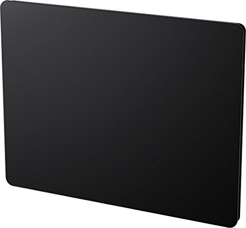 KLAAS/CARRERA Cayenne panneaux rayonnant en Verre Noir lcd 1000W