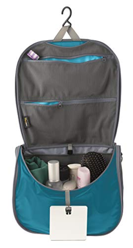 Sea to Summit – Hanging Toiletry Bag Large, Couleur Blue/Grey