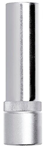 """GEDORE red Steckschlüsseleinsatz 1/2\"""" 12-Kant Schlüsselweite 24 mm, lange Ausführung"""